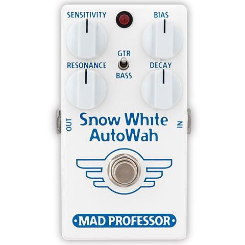 Pedal guitarra eléctrica Mad Professor Snow White Auto Wah