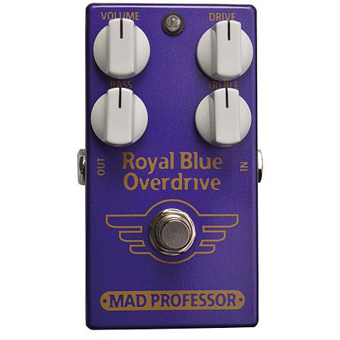 Pedal guitarra eléctrica Mad Professor Royal Blue Overdrive