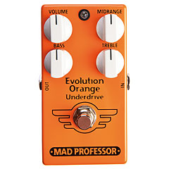 Mad Professor Evolution Orange Underdrive « Effets pour guitare électrique