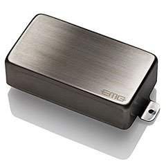 EMG 81 Brushed Chrome « Electric Guitar Pickup