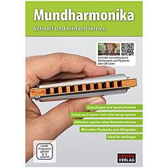 Cascha Mundharmonika schnell und einfach lernen « Instructional Book