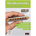 Εκαπιδευτικό βιβλίο Cascha Mundharmonika schnell und einfach lernen