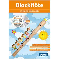 Cascha Blockflöte schnell und einfach lernen « Libros didácticos