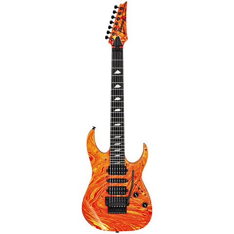 Ibanez UV77WFR Steve Vai 25th Anniversary « Electric Guitar