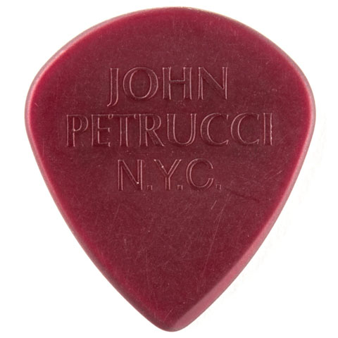 Púa Dunlop Primetone John Petrucci Red 1,38 mm (3 pcs)