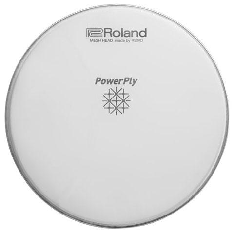 "Peau de trigger Roland MH2 Series PowerPly 18"" Mesh Head Kick"