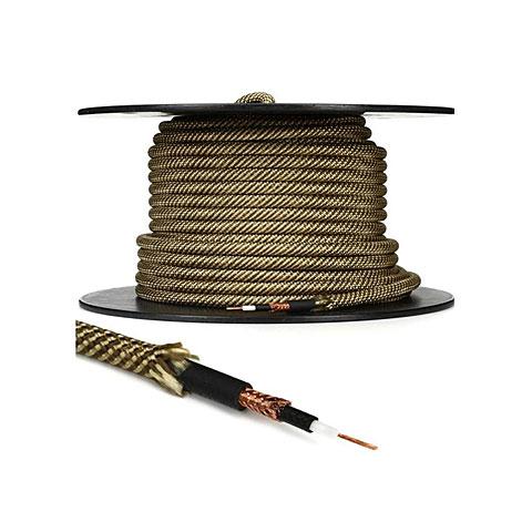 Meterware Audiokabel Lava Cable Vintage Tweed