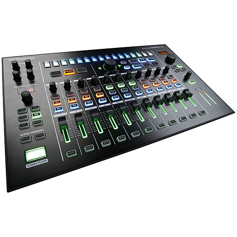 Mengpaneel Roland AIRA MX-1 Mix Performer