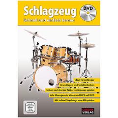 Cascha Schlagzeug - Schnell und einfach lernen « Instructional Book