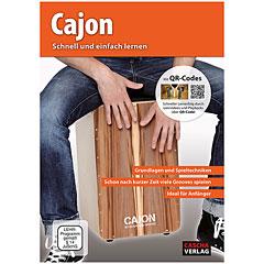 Cascha Cajon schnell und einfach lernen « Instructional Book