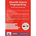 Libros didácticos Cascha Akustik-Gitarre Fingerpicking - Schnell und einfach lernen