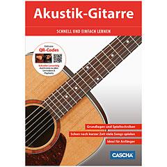 Cascha Akustik-Gitarre schnell und einfach lernen « Instructional Book
