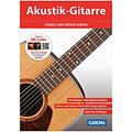 Libros didácticos Cascha Akustik-Gitarre schnell und einfach lernen