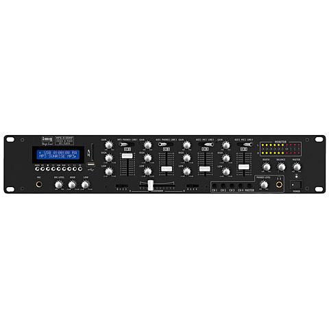 Console de mixage DJ IMG Stageline MPX-410DMP