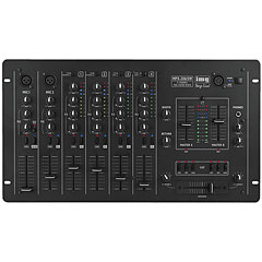 IMG Stageline MPX-206/SW « DJ-Mixer