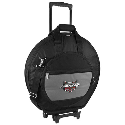 Funda para platos AHead Armor Deluxe Heavy Duty Cymbal Bag with Wheels