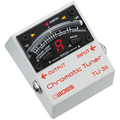 Boss TU-3S Chromatic Tuner « Accordeur