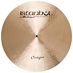 """Istanbul Mehmet Origin 22"""" Ride « Cymbale Ride"""