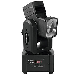 Eurolite LED MFX-1 Strahleneffekt « Moving Head