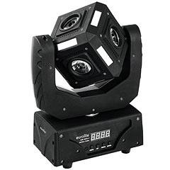 Eurolite LED MFX-3 Action Cube « Bewegende kop