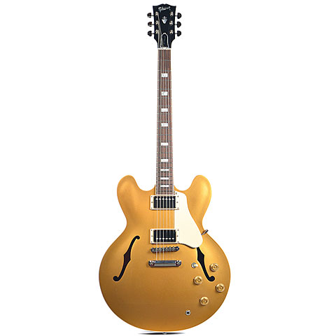 Gibson ES-335 Goldtop 2016