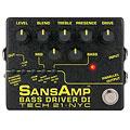 Pedal bajo eléctrico Tech 21 SansAmp BassDriver D.I. V.2