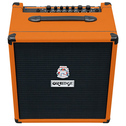 Amplificador bajo eléctrico Orange Crush Bass 50