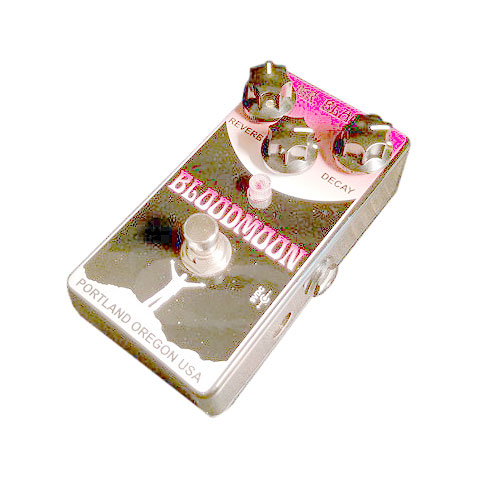 Effektgerät E-Gitarre Mr. Black Bloodmoon