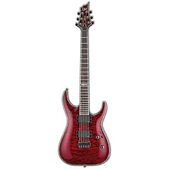 ESP LTD H1000 QM see thru black cherry « Electric Guitar