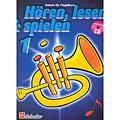 De Haske Hören,Lesen&Spielen Bd. 1 für Flügelhorn  «  Lehrbuch