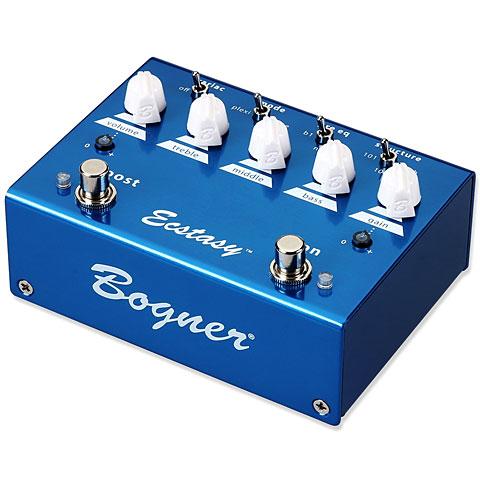 Effectpedaal Gitaar Bogner Ecstasy Blue
