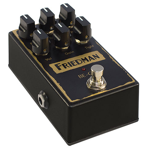 Pedal guitarra eléctrica Friedman BE-OD Browneye Overdrive