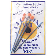 Reka Tone Hole Cleaner « Instrument Care
