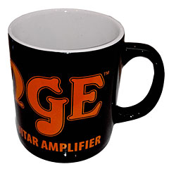 Orange Coffee Cup BLK/OR « Tazas