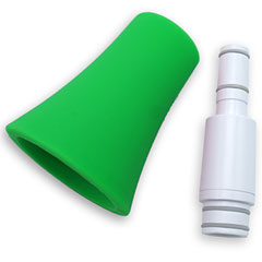 "Nuvo ""Straighten Your jSax"" Kit white-green"