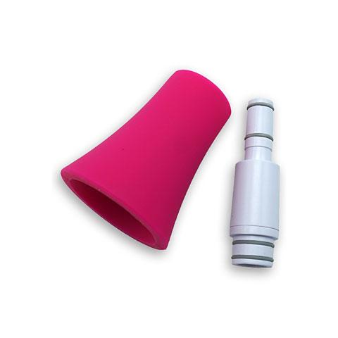 Nuvo Straighten Jsax Kit white-pink