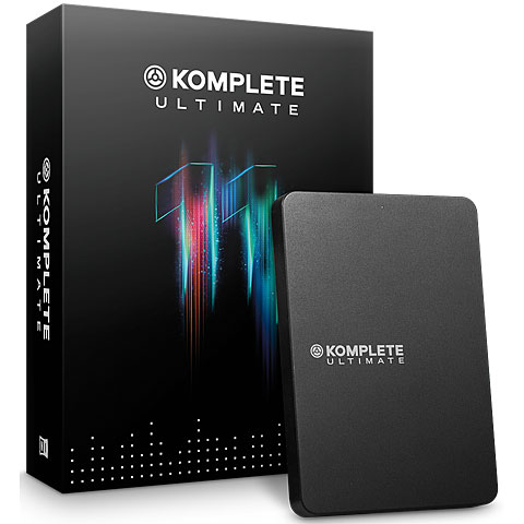 Native Instruments Komplete 11 Ultimate UPD