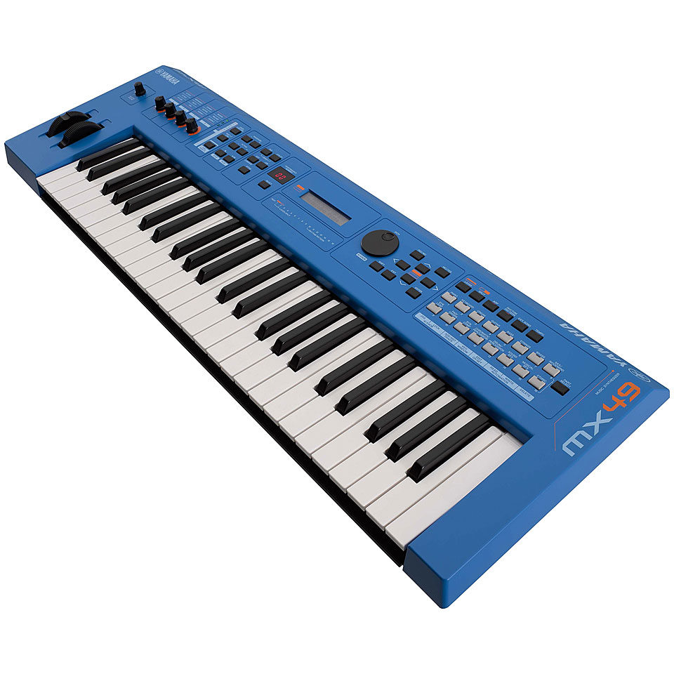 Synthesizer - Yamaha MX49 II BU Synthesizer - Onlineshop Musik Produktiv