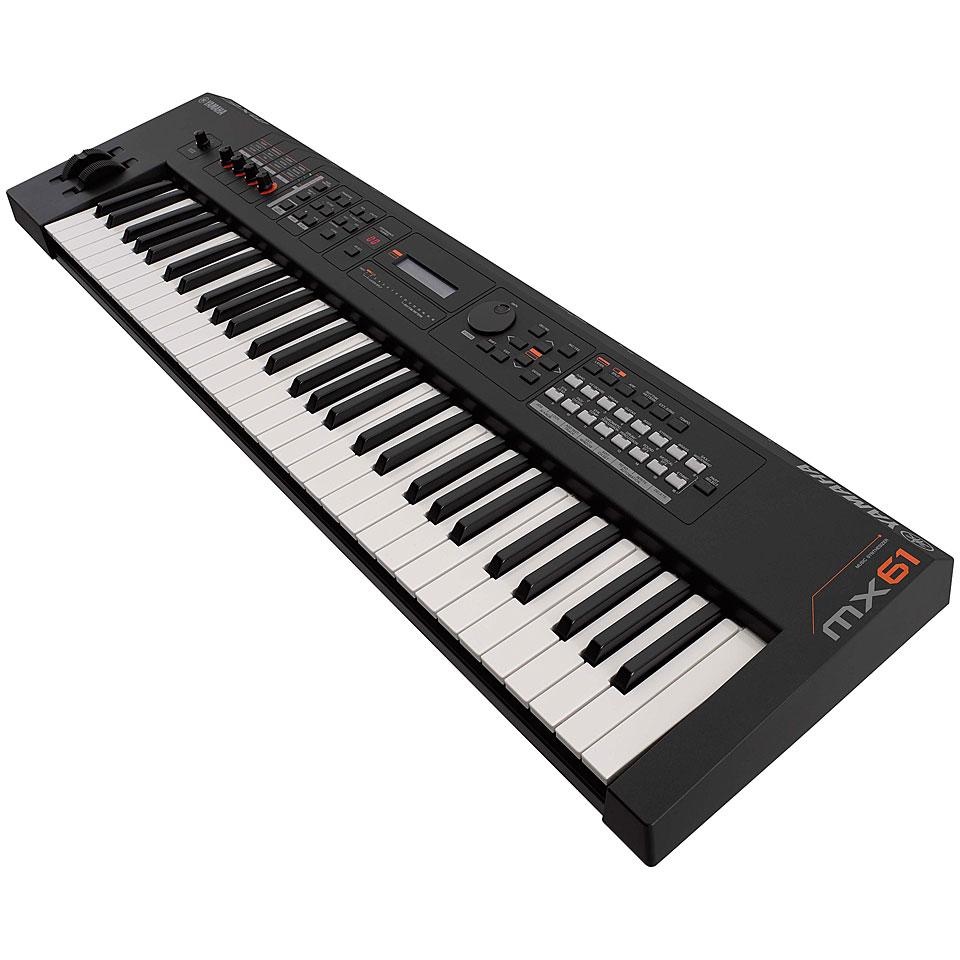 Synthesizer - Yamaha MX61 II BL Synthesizer - Onlineshop Musik Produktiv