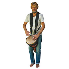 Terré Djembe Belt black « Tragegurt Drums