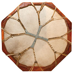 "Terré 16"" Octagonal Shaman Drum « Handdrum"