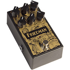 Friedman BE-OD LTD Browneye Overdrive « Pedal guitarra eléctrica