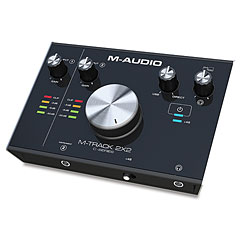 M-Audio M-Track 2x2 « Carte son, Interface audio