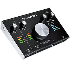 M-Audio M-Track 2x2M « Carte son, Interface audio