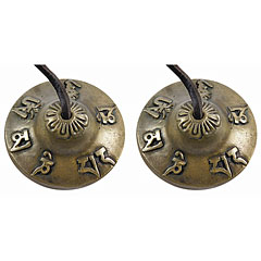 Terré small Indian Om Cymbal « Sagattes