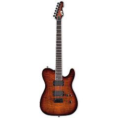 ESP LTD TE-401 FM DBSB « Guitarra eléctrica