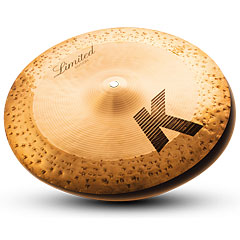 "Zildjian K Custom Hybrid 14"" Reversible HiHat « Cymbale Hi-Hat"