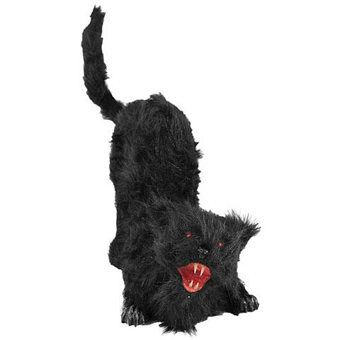 Europalms Halloween schwarze Katze