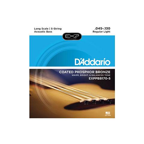 D'Addario EXPPBB170-5