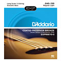 D'Addario EXPPBB170-5 « Acoustic Bass Strings